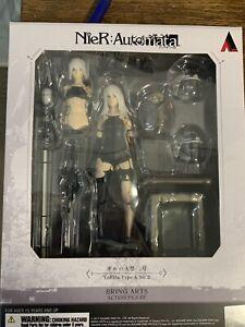 Square Enix Nier Automata Bring Arts Yorha A2