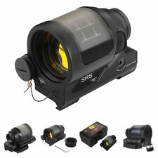 SRS Hunting Reflex Sight Solar Power System Hunting 1X38 Red Dot Sight Scope QD