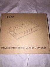 Voltage Converter Travel Universal Power Adapter 1875W Step Down 220V to 110V
