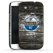 Samsung Galaxy S3 Premium Case Cover - SC Paderborn Holz