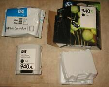 HP 940XL  BLACK PRINTER INK CARTRIDGE BRAND NEW IN PACKAGE C4906AN