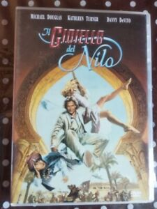 dvd - Il gioiello del Nilo - Michael Douglas Kathleen Turner