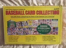 1988 (OVER 500 PIECES) SUPER-DELUXE BEGINNER'S COMPLETE COLLECTING KIT