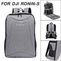 Backpack Shoulder Bag Carrying Case Storage Bag Protective For DJI Ronin-S U