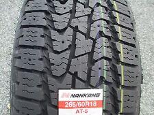 4 New 265/60R18 Inch Nankang Conqueror AT-5 Tires 265 60 18 R18 2656018 60R