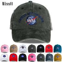 Men Women Embroidered Dad Hat Trucker Snapback Baseball Cap Adjustable Visor New
