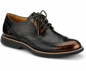 Men's Gold Cup Bellingham Brush Off Wingtip Oxford. Size 7.5  NEW IN BOX