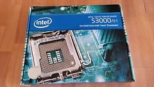 Intel S3000AH, LGA 775/Socket T Motherboard w/ 1.86GHZ XEON CPU & 2GB RAM