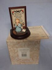 "Willitts Amish Heritage ""Caroline'S Bedtime Prayer"" Limited Edition #30043 Iob"
