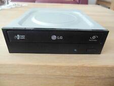 PC LG DVD Brenner schwarz Modell GH22NS40 Sata Anschluß Super Multi DVD Rewriter