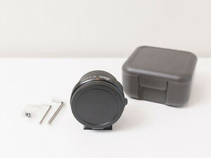 Metabones Mark IV T Smart Adapter for Canon Lens to Sony E Cameras ~As New