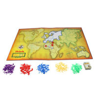 Risk The World Conquest Game Strategy Board Game Toy Suit Two to Six Players