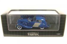 Buick Series 80 Opera Brougham Fernandez & Darrin (azul oscuro) 1938