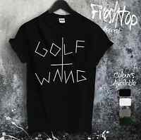Golf Wang T Shirt Tyler The Creator Wolf Donuts HUF Ofwgkta Odd Future Dope Swag