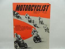 Nov 1965 Motorcyclist Six Days Trial Bonneville Jack Pine Yamaha Matchless L9589