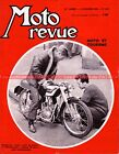 MOTO REVUE 1620 Visite chez TRIUMPH ; BMW R50 ; Embiellage ; Trial 1962