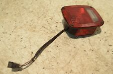 OEM Jeep Wrangler TJ Tail Light RH Pass Brake Turn Signal 1998-2006 Taillight
