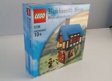 Lego Castle Blacksmith Shop 3739 - New in Sealed and Mint Box - Rare
