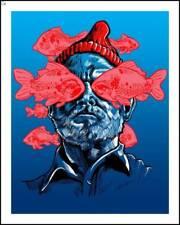 Tim Doyle - He Is The Zissou - The Life Aquatic with Steve Zissou - Nakatomi inc