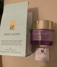 Estee Lauder Advanced Time Zone Age Reversing Night Creme 50ml RRP £70