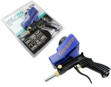 AIR SAND BLASTING GUN by US PRO TOOLS Hand Held Sand Blaster with Tank