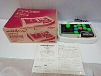 Sega Saturn Virtua Stick Controller HSS-0136 SS Japan Box manual tested
