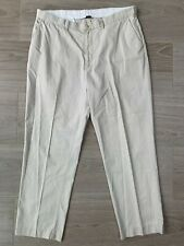 Homme Polo Ralph Lauren Vintage Pantalon Chino Beige Golf Style Taille W 38 L 30