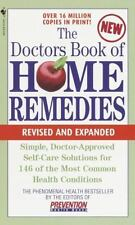 The Doctors Book of Home Remedies  Revised Edition, Prevention Magazine Editors,