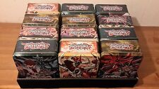 YuGiOh Collectors mega Tin With 100 cards no duplication minimum 20 holo cards