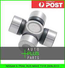 Fits NISSAN X-TRAIL RUS MAKE T31R - Universal Joint Uni Joints Drive Shaft 24X62