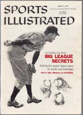 March 3 1958 New York Yankees Team Spring Training Sports Illustrated NO LABEL