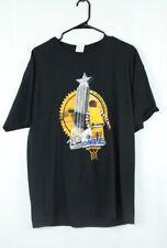 Ronald McDonald Texas Invitational Basketball T Shirt Graphic Tee Black XL