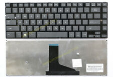 US Layout Keyboard For Toshiba Satellite C40D-A C40D-AT01​W1 Series Laptop Black
