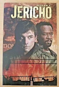Jericho: Season 4 (IDW trade paperback) TPB graphic novel