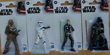 "Lot of 4: Star Wars 3.75"" Action Figures By Disney Hasbro"