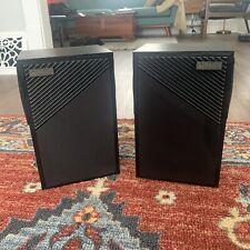 Altec Lansing High Fidelity Speakers Model 120 Made In USA Bookshelf