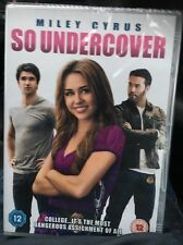 So Undercover (DVD) NEW & SEALED