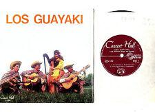 """""""LATIN"""".LOS GUAYAKI.LATIN AMERICAN SONGS & DANCES.UK ORIG 7"""" EP & PIC/SL.EX+/EX+"""