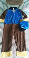 Rubie's Costume Toddler  Patrol Chase Halloween Dress Up with Hat-SIZE SMALL-