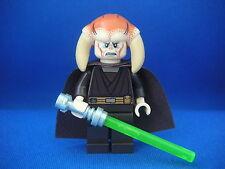 Lego Figurine Minifig Star Wars - Jedi Saesee Tiin Neuf New / Set 9526