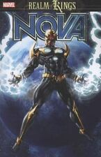Nova - Volume 6: Realm of Kings (Nova (Marvel)), Dan Abnett, Andy Lanning