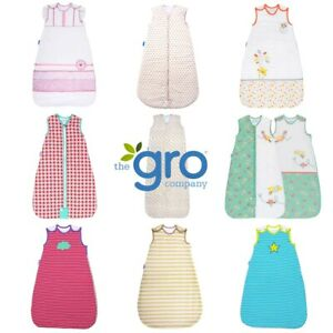 Grobag Baby Sleeping Bag Summer 1.0 Tog Free Shipping
