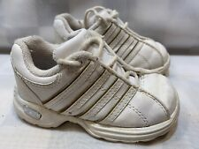 K-SWISS White Sneakers Infants Toddler Shoes Size 5.5