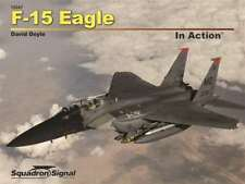 NEW! F-15 Eagle in Action (2018 edition) (Squadron Signal 10247)