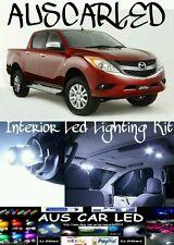 Mazda Bt-50 2011+  Double/Crew Cab Super Bright White LED Interior Light Kit