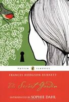 The Secret Garden (Puffin Classics) by Frances Hodgson Burnett