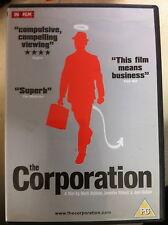 LA CORPORACIÓN - 2004 Revelador Documental GB DVD