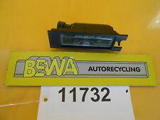 Kennzeichenbeleuchtung      Opel Corsa C         09164143      Nr.11732/E