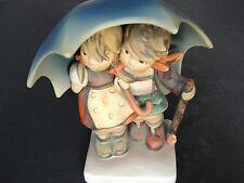"""Hummel Goebel Figurine 71,TMK-3  """"Stormy Weather"""" 6""""  """"Stylizied Bee"""" Mark .EX!!"""