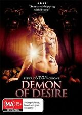 Demon Of Desire - A Film By Federico Zampaglione  (DVD, 2014) New Region 4